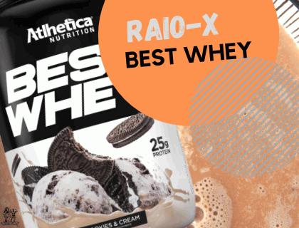 Best Whey: a melhor e mais eficiente união do sabor e da proteína!