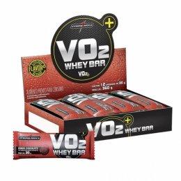 Vo2 Slim Protein Bar Caixa (12 Unidades) - chocolate