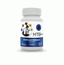Radix Glycyrrhizae 420mg (60 caps) - GAN CAO - Linha MTC