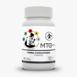 Herba Chenopoddi 420mg (60 caps) - TUJINGJIE - Linha MTC (2)