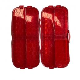 Porta Cápsulas Vermelho - Integralmédica
